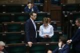 Sejm udzielił rządowi wotum zaufania. Prezydent Andrzej Duda pilnie zaprosił premiera Mateusza Morawieckiego do Pałacu Prezydenckiego