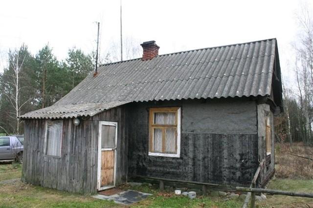 To w tym domu mieszkał Lucjan S.