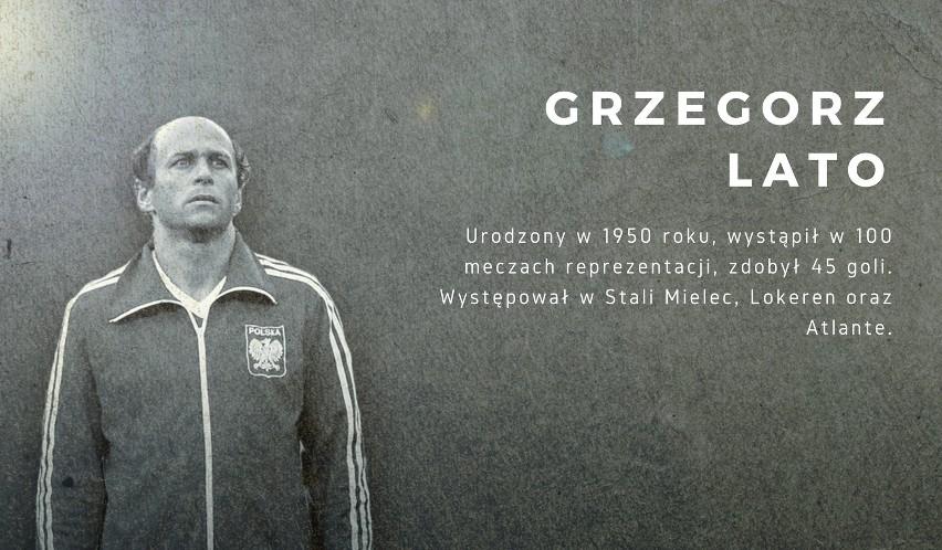 Grzegorz Lato...