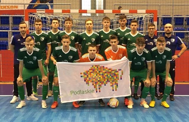 Futbalo Białystok wyeliminowało Red Dragons Pniewy w 1/16 finału Pucharu Polski