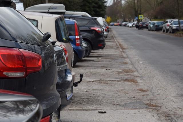 Przy ulicy Żołnierzy 2 Armii w Zielonej Górze niebawem mogą pojawić się kolejne parkingi.