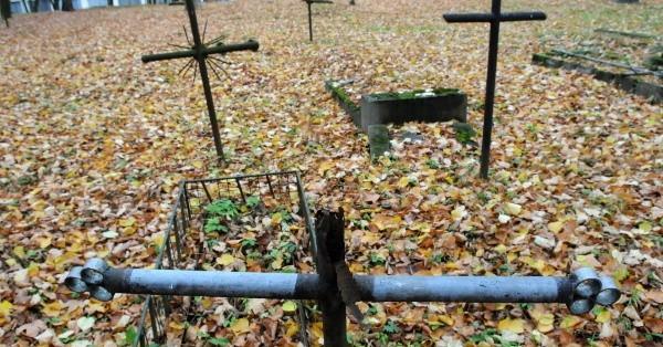 Byly cmentarz pacjentów Szpitala Psychiatrycznego w Gorzowie. W latach 1953 - 1979 pochowano tu 1199 osób.