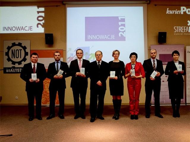 Nagrodzone firmy to prawdziwa elita na Podlasiu, jeśli chodzi o innowacyjność. Fot. W. Wojtkielewicz