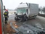 Wypadki śmiertelne w Wielkopolsce: Tragiczny styczeń na drogach [ZDJĘCIA]