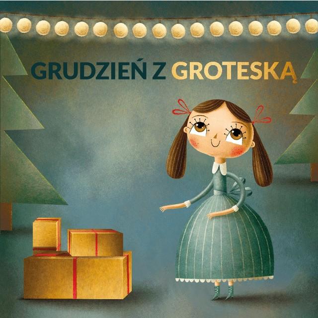 Teatr Groteska przygotował na grudzień warsztaty plastyczne dla dzieci w internecie