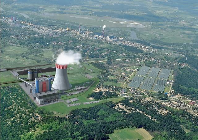 Tak miała wyglądać niedoszła elektrownia węglowa w Ostrołęce