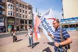 Łodzianie chcą się uczyć historii! Zbierali podpisy na ul. Piotrkowskiej