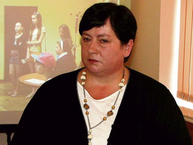 Prezes Kondrat zawsze podkreślał zasługi Barbary Kuklewicz (na zdj.). Teraz jednak zmienił front. Nie chce jednak powiedzieć, dlaczego