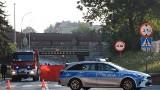 Policjanci z Brzegu zatrzymali mężczyznę podejrzanego o śmiertelny wypadek i ucieczkę z miejsca. Był pijany