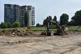 Tak będzie wyglądało osiedle na parkingu widzewskiego Tesco. Powstanie 168 mieszkań WIZUALIZACJE