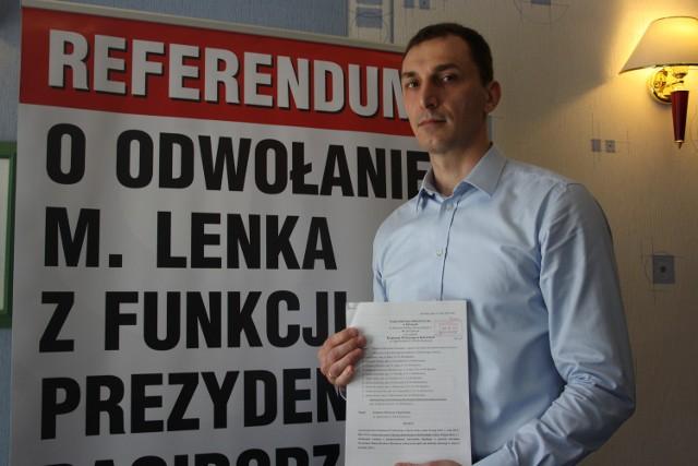 Walka o referendum w Raciborzu trwa już kilka miesięcy