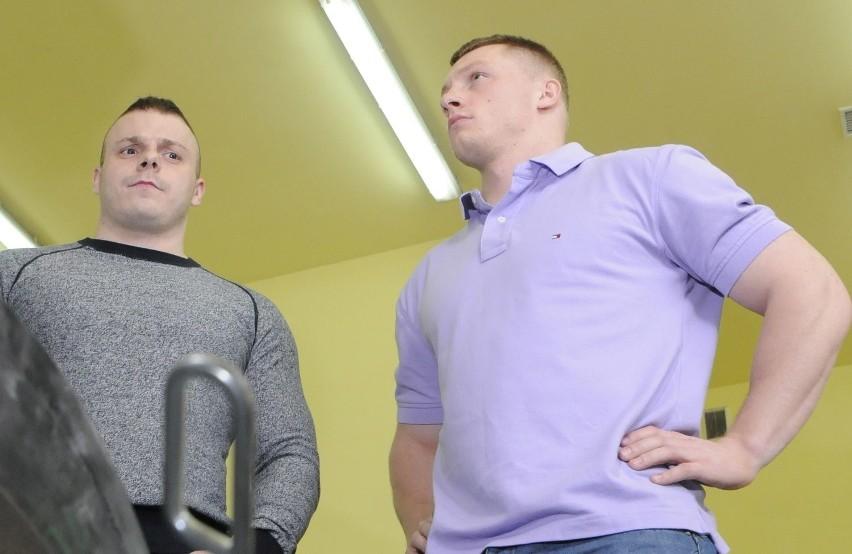 Adrian Zieliński (z lewej, obok brata Tomasza) jest drugim polskim mistrzem olimpijskim, którego złapano na dopingu po zdobyciu tytułu.