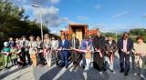Bulwary w Choroszczy oficjalne otwarte: tężnia i skate park przyciągnęły tłumy mieszkańców [ZDJĘCIA]