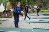 Inowrocław. Wakacyjny turniej golfowy pod tężniami w Inowrocławiu - zdjęcia