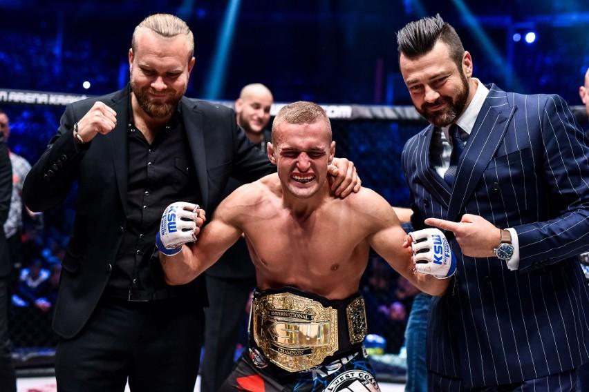 Od lewej: Maciej Kawulski, Marcin Wrzosek i Martin...