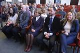 Odznaczono 40 honorowych dawców krwi Uroczystość odbyła się w Urzędzie Miasta Łodzi