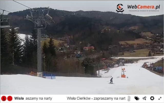 Sezon narciarski zbliża się do końca, ale warunki wciąż sa dobre