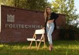 Studentka z Krakowa wynalazła... samodezynfekujące się krzesło