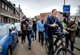 Holandia: powyborcze sondaże wskazują, że premier Mark Rutte ma szansę na czwartą kadencję