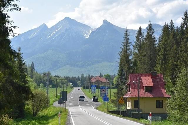 Przejście graniczne Jurgów/Podspady