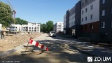 Remontują ulicę Cooka. Prace potrwają do 20 maja