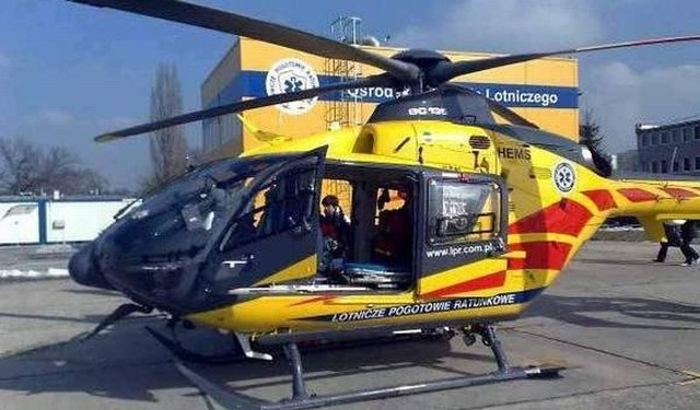 Lotnicze Pogotowie Ratunkowe na Krywlanach zaprasza na Dni Otwarte Funduszy Europejskich