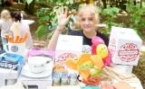 Zielona Góra. W parku Tysiąclecia odbył się festyn charytatywny dla Klary. Zbierano pieniądze na operacje!