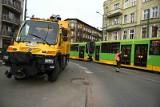 MPK Poznań: Poranne awarie tramwajów na Wildzie i Chartowie