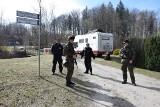 Z narkotykami przez zamkniętą granicę. Zatrzymano dwoje Czechów. Akcja Straży Granicznej