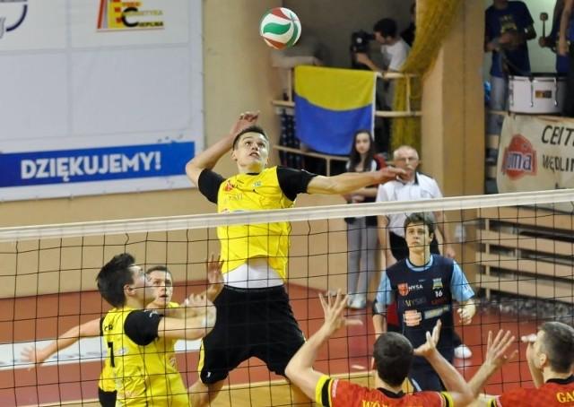 Mateusz Nożewski (na zdjęciu) potwierdził w sobotę wysoką formę.