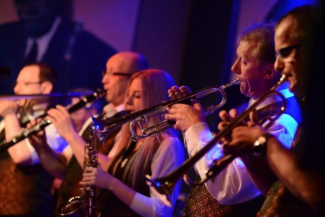 Podczas poniedziałkowego koncertu w klubie Blue Note słuchaliśmy m.in. grupy Seven Brass.