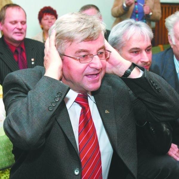 Majątkiem Jana Kamińskiego (na zdjęciu po ogłoszeniu wyników wyborów do Sejmu) zainteresowało się CBA