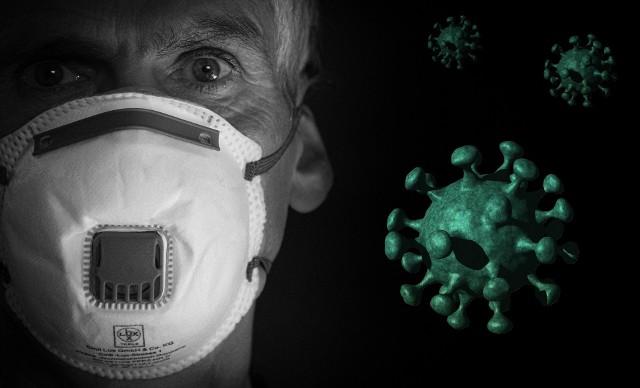 W sobotę, 9 stycznia zmarło kolejnych siedem osób, u których zdiagnozowano zakażenia wirusem SARS-CoV2.