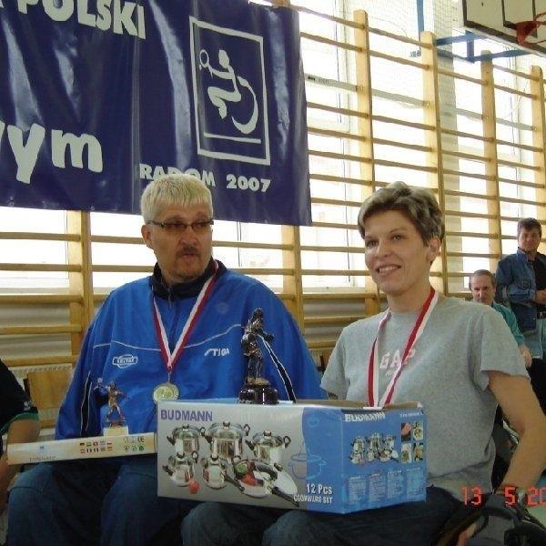 Dorota na olimpiadzie w Radomiu zdobyła złoto