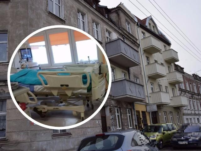 Do dramatycznych wydarzeń doszło w kamienicy przy ul. Droga Łąkowa. 3,5-letni chłopiec brutalnie skatowany walczy o życie w szpitalu.