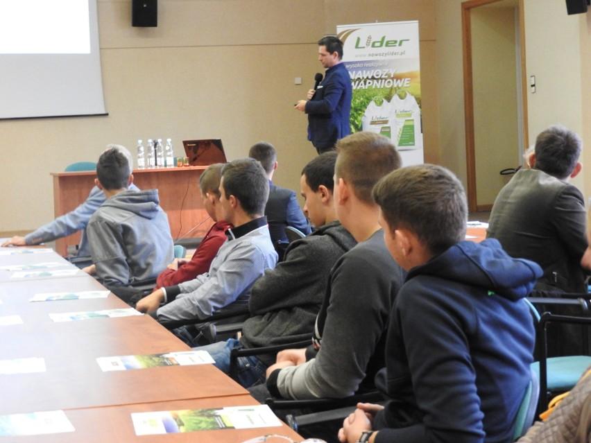 Podczas konferencji można było m.in. poznać innowacyjne metody podnoszenia pH gleb