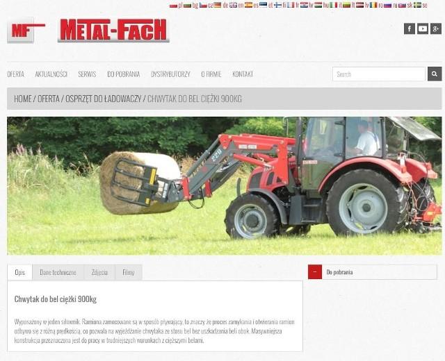 Metal – Fach w internecie w 18 językach!