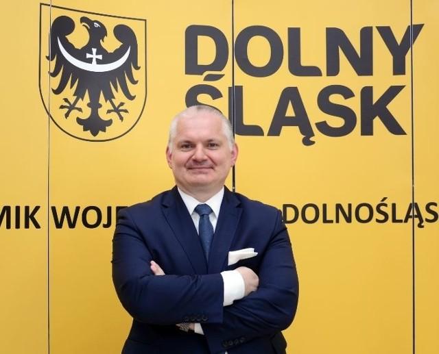 Paweł Wybierała ma zostać odwołany ze stanowiska członka Zarządu Województwa Dolnośląskiego.