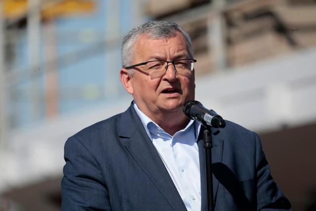 Andrzej Adamczyk.