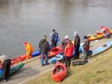 """Spływ kajakowy """"Mors"""" na trzech rzekach: Bobrze, Kwisie i Czernej"""