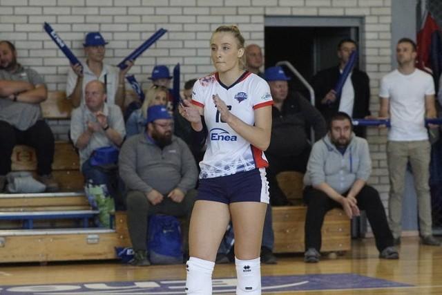 Amerykanka Izabella Rapacz nie miała swojego dnia w hali Jedynki PWSZ Tarnów