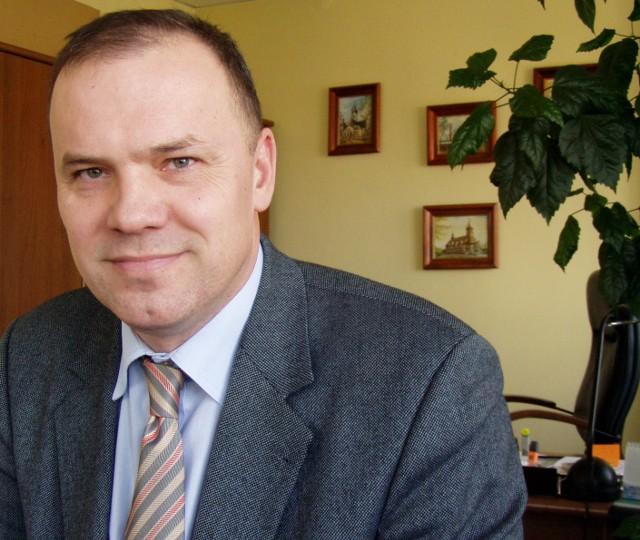"""Cezary Tkaczyk został prezesem Specjalnej Strefy Ekonomicznej w """"Starachowice""""."""