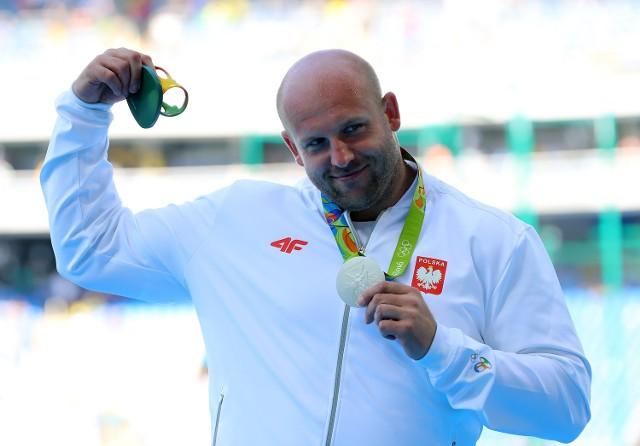 Piotr Małachowski jest nie tylko wielkim lekkoatletą, ale wspaniałym człowiekiem.