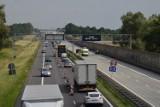 Darmowy przejazd autostradą A1, a na naszej A4 dalej korek (ZDJĘCIA)