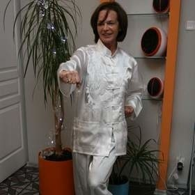 Halina Brodecka od kilku lat codziennie ćwiczy qi-gong.