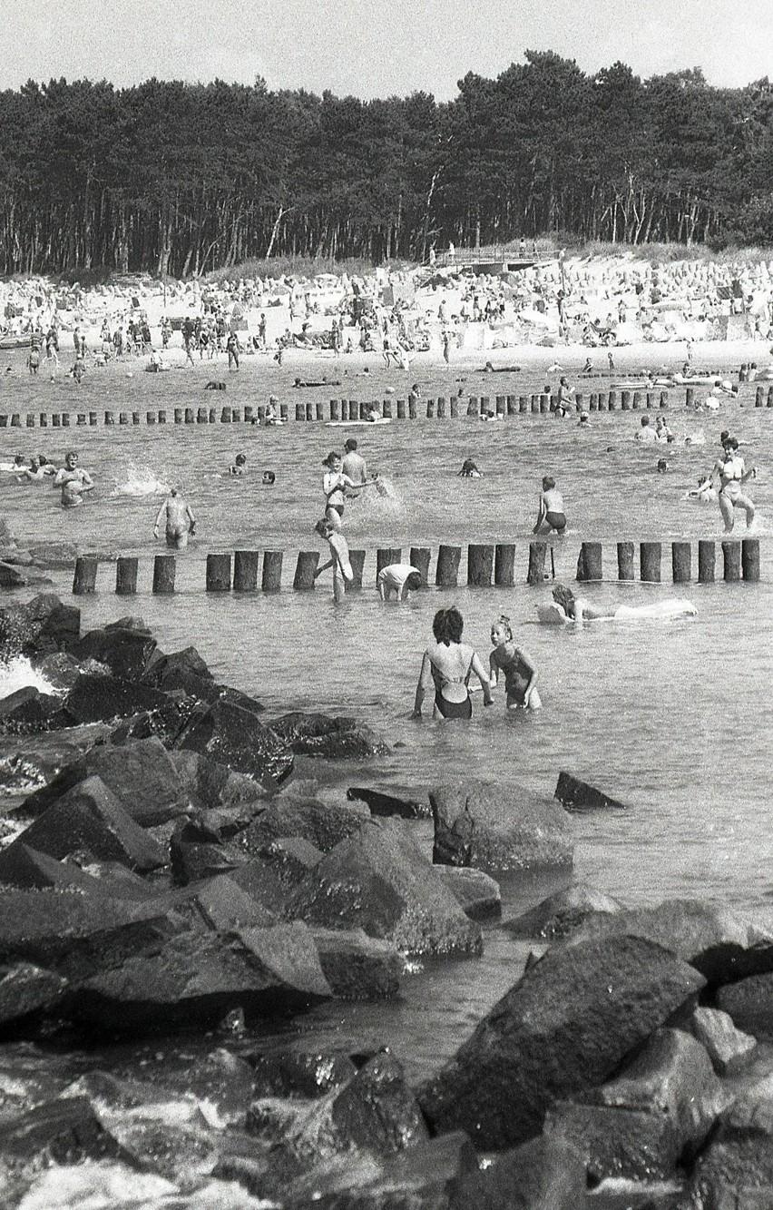 Wakacje nad morzem w latach 90-tych