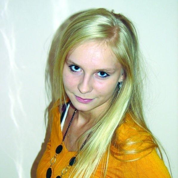 Magdalena Niegierewicz jest uczennicą maturalnej klasy II LO im. Bronisława Taraszkiewicza w Bielsku Podlaskim.