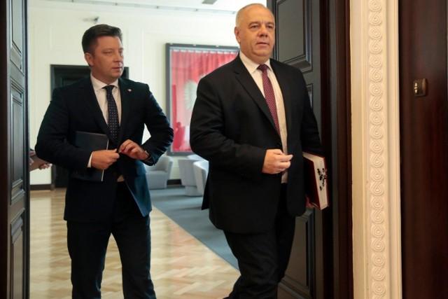 Wniosek NIK do prokuratury. KO chce wotum nieufności dla trzech ministrów, a Lewica domaga się komisji śledczej