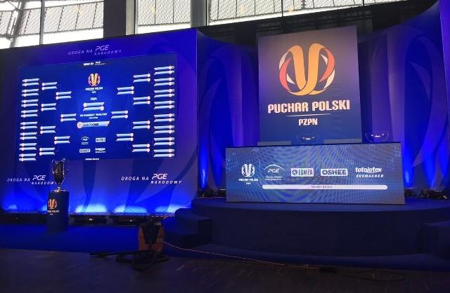 Poznaliśmy pary 1/16 finału Pucharu Polski