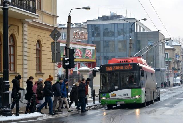 Drugi etap zmian w komunikacji w Lublinie nastawiony jest na rozwój połączeń trolejbusowych